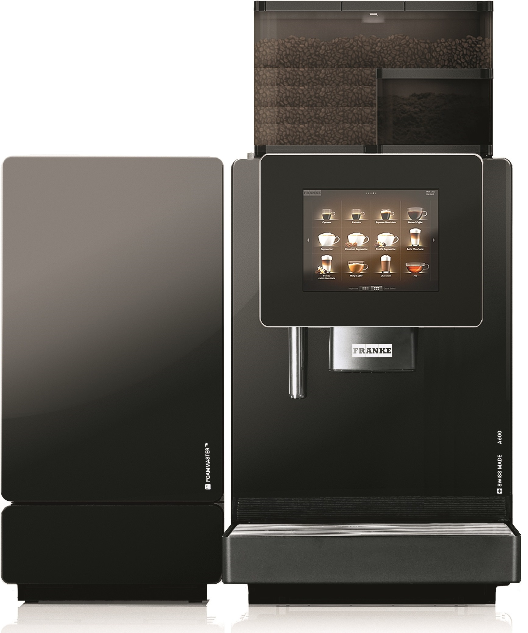 franke a600 coffee machine nu vending. Black Bedroom Furniture Sets. Home Design Ideas
