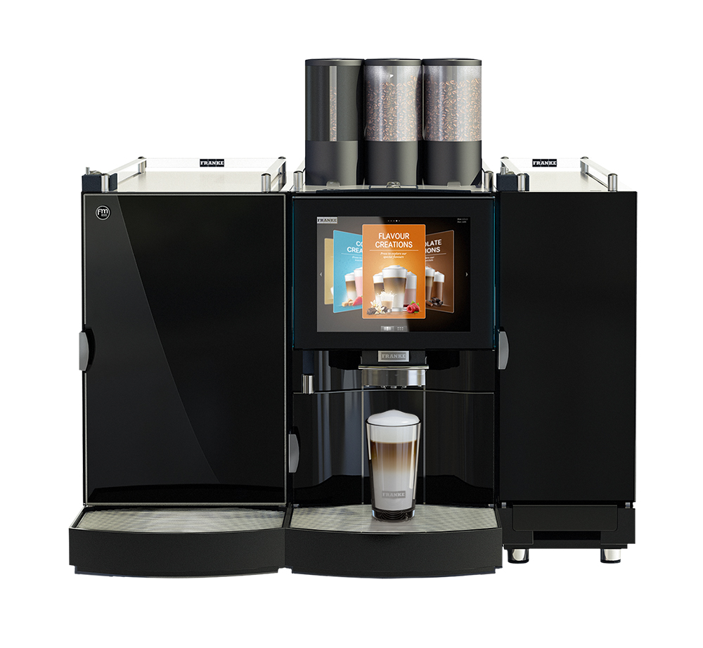 franke 850 foammaster coffee machine nu vending. Black Bedroom Furniture Sets. Home Design Ideas