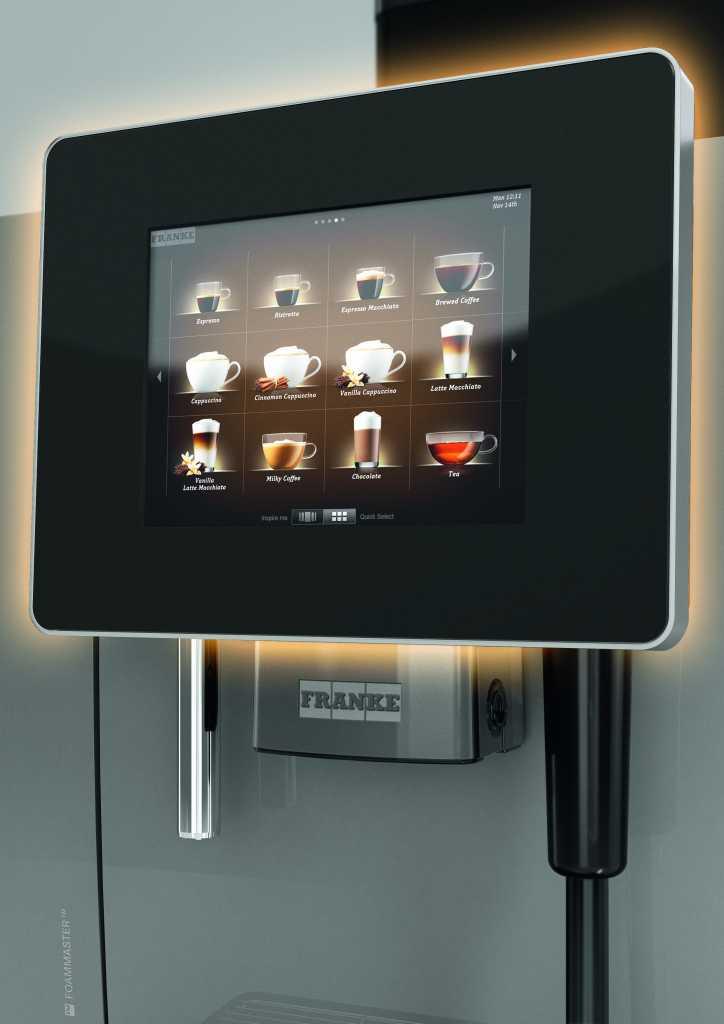 Franke A600 Coffee Machine | Nu Vending