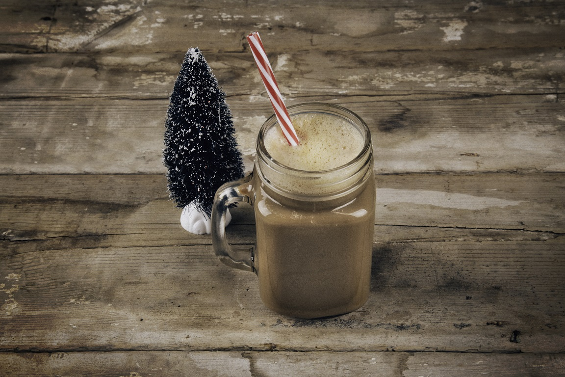 Melted Elf coffee