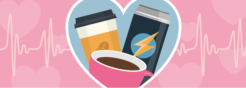 health effects of coffee and energy drinks