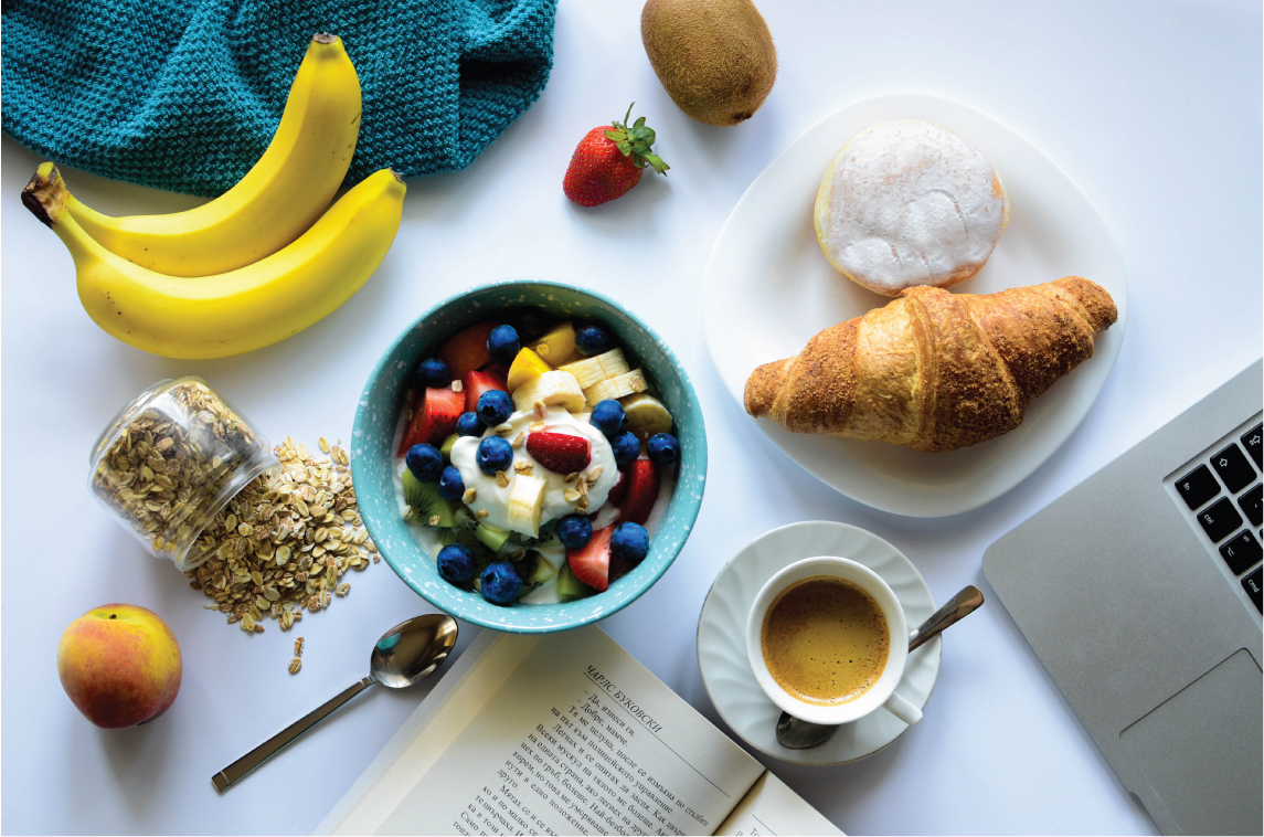 Quick Breakfast Ideas For The Office Nu Vending